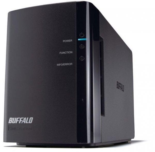 Buffalo LinkStation DUO NAS System 6TB  (LS-WX6.0TL/R1)