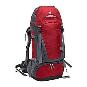 Globetrotter: Deuter Competition 55+10 SL Frauenrucksack
