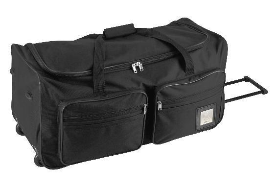 Mano Ratio Specialis Travel Reisetasche auf Rollen 68 cm (71 Liter) für 10,99€ frei Haus