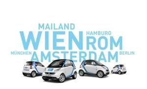 Car2go (Frankfurt am Main) + 45 Freiminuten