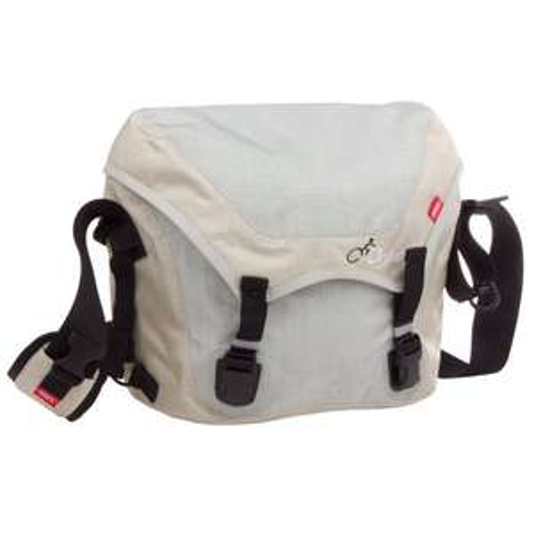 "Abus™ - Messenger Bag ""ST 8600 Dryve M"" (Hellgrau) ab €18,20 [@Karstadt.de]"