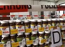 800 g Nutella für 2,22 € bei V-markt in München und Ulm