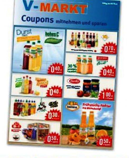 1 L. Valensina Frühstücks-Nektar  bei V-markt für 0,49 €