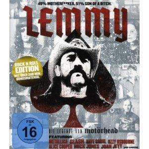 Lemmy - The Movie [Blu-ray]