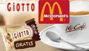 [Mäc-Geiz] 9er GIOTTO kaufen (0,75€)  & 1x McCAFÉ CAPPUCCINO gratis bekommen