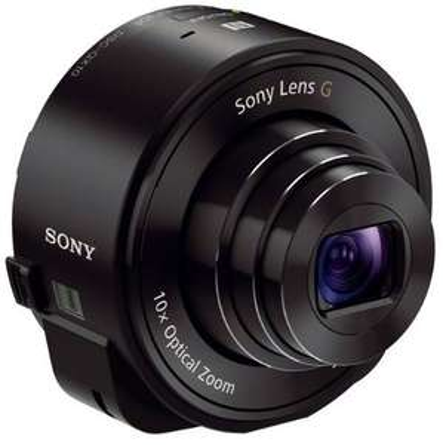 [Amazon] Sony Cyber-shot DSC-QX10 + Kameratasche für 99€ statt 119€ (Idealo) + 23,39€ (Tasche)