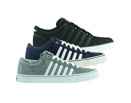 MEINPAKET K-Swiss Sneaker Schuhe Herren Gowmet & Adcourt