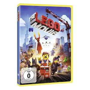 [REAL] Lego The Movie DVD