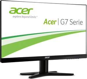 "Acer™ - 21.5"" LED Monitor ""G227HQLAbid"" (Full HD IPS-Panel,VGA,DVI,HDMI,6ms) für €99,99 [@Amazon.de]"