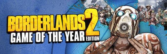 [Steam] Borderlands 2 GOTY Bioshock Tripple Pack usw