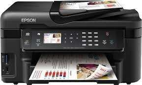Epson WorkForce WF-3520DWF + USB Kabel und Kekse