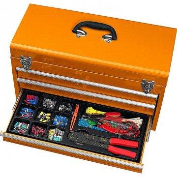 Werkzeugkoffer 445 teilig von 169,95 auf 99,91€