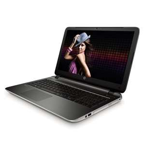 "HP Pavilion 15-p025ng Notebook 15,6"" FULL HD, Intel Pentium N3530 QuadCore, 4GB RAM, 500GB, Free DOS"