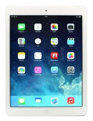 Apple iPad mini mit Retina Display Wi-Fi + Cellular 16 GB silber (ME814FD/A)