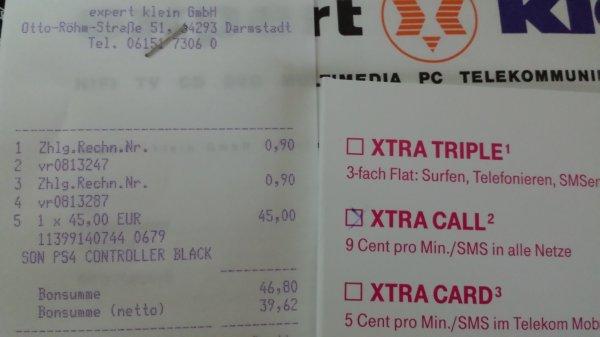 [Lokal] Telekom Xtra card
