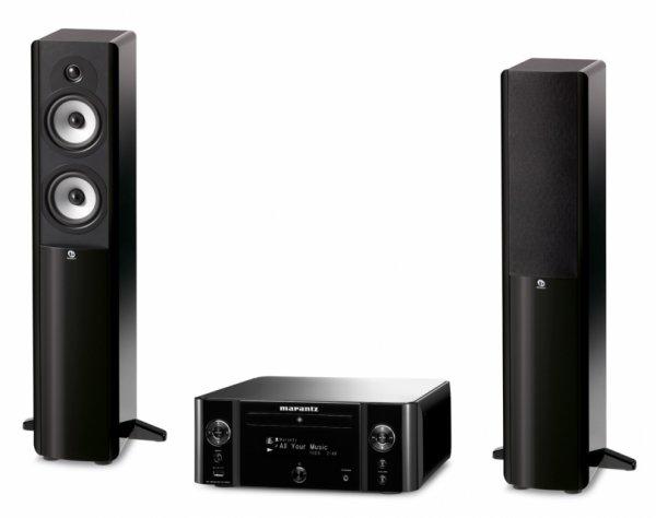 Marantz Mini-HIFI-Anlage M-CR610 plus 1 Paar Boston Acoustics A250 kostenlos für 699 Euro