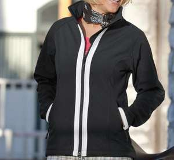 Softshell Jacke L-Sportiv für Damen bei Loesdau 24,50€ statt 44,95€