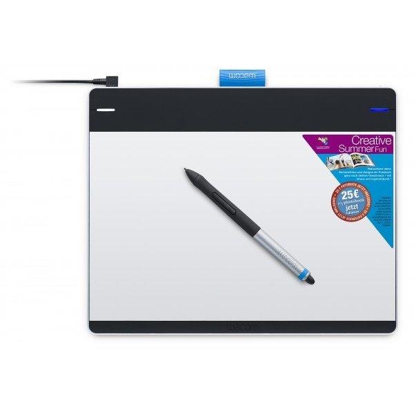 [Studenten] Wacom Intuos Pen & Touch M + 25 EUR Fotogutschein ohne MBW