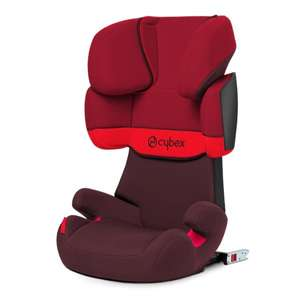 Cybex Solution X-fix Rumba Red oder Pure Black für 89,99€/84,99€ @A.T.U.