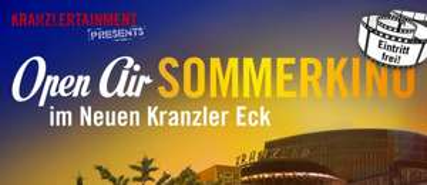 Open Air Kino im Neuen Kranzler Eck zeigt Film-Highlights gratis lokal Berlin
