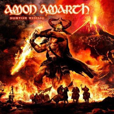Amon Amarth - Surtur Rising (Limited Edition)