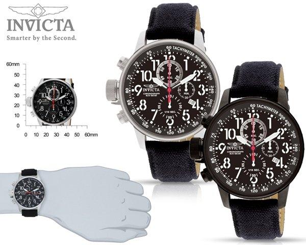 Invicta Herren Armbanduhr Modell 1715 (nächster Preis laut idealo.de: 112,00€)