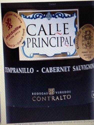 12er Paket prämierter spanischer Rotwein - Bodegas Vinedos Contralto - Calle Principal 30,70€ inkl. Versand (2€/Flasche möglich)