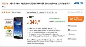 Asus New Padfone A86 - WEEKEND DEAL / CYBERPORT  ohne Tablet !