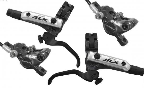 Shimano SLX Scheibenbremse BR-M675-B Set 104€ statt 114€ (idealo)