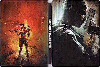 [Lokal-Saturn Darmstadt]Call of Duty Black Ops 2 Steelbook Edition [PC Version]