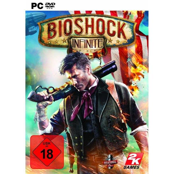 Bioshock Infinity bei Steam für 7,49€
