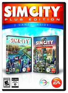 Sim City 2013 inkl. Cities of Tomorrow Expansion Origin Key @ nuuvem.com