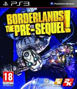 Borderlands: The Pre-sequel! (PS3/360) für ca 41€ @amazon.co.uk