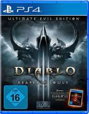 Diablo 3: Ultimate Evil Edition PS 4  [Neuwertig 49,99€] u. [Neu & OVP 54,90€]