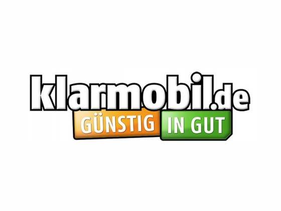 Klarmobil Allnet-Starter 100 Min/SMS, 400 MB im Vodafone-Netz für 1,37€/Monat +25€ bei Rufnummermitnahme @Handyflash