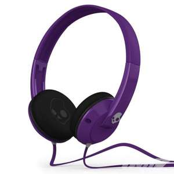 Skullcandy Uprock 2.0 On-Ear-Kopfhörer Athletic Purple/Grey @Ebay WOW