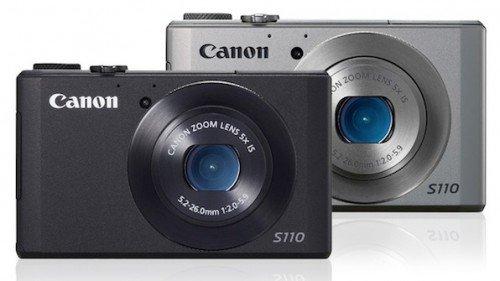 Canon Powershot S110 für 199€ bei Groupon (inkl.8GB bei silber/weiß)