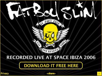 Fatboy Slim at Space Ibiza 2006 MIX
