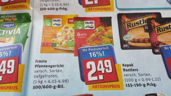 Frosta (vegetarisches) Fertiggericht für nur 1,49 € (Scondoo)