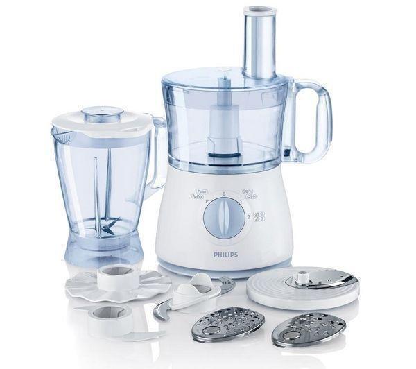 PHILIPS HR7625 Multifunktions-Küchenmaschine für 59,90€ @pixmania