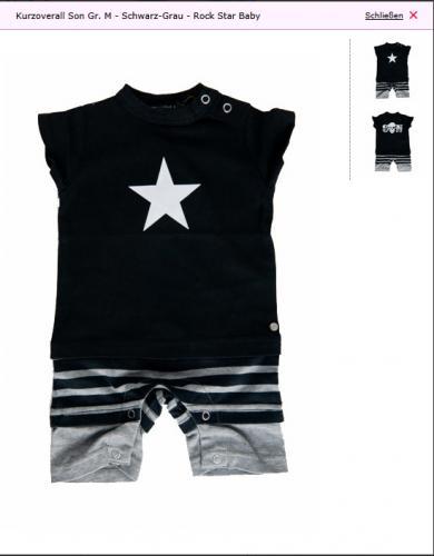 Rock Star Baby - Kleidung etc. super günstig