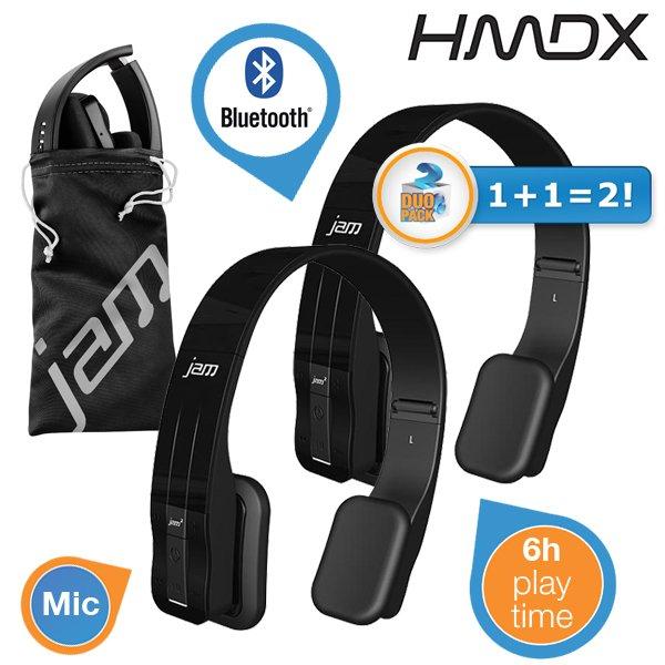 HX-P610BK Doppelpack Kopfhörer