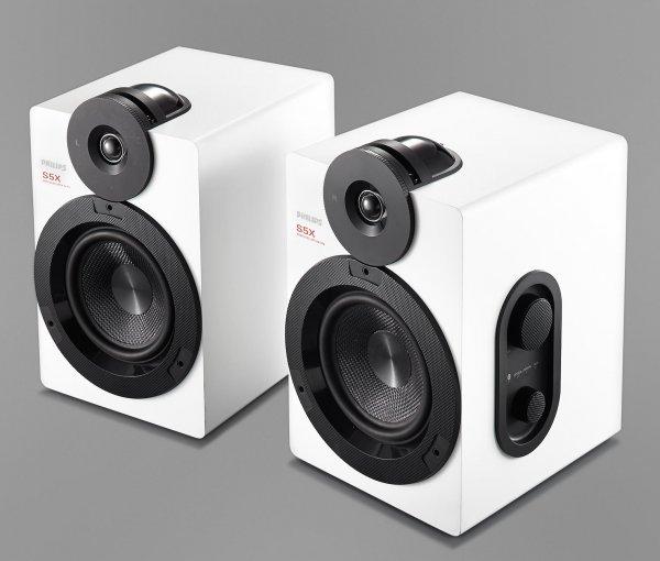 Tchibo - Philips Bluetooth-Stereo-Lautsprechersystem BTS5000W/10 für 100€ (inkl. Versand)