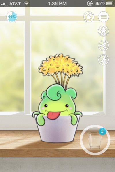 App of the Day: Plant Nanny - Trinkwecker