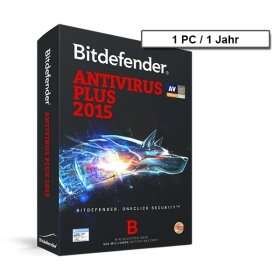 [bitdefender.com] Bitdefender Antivirus Plus 2015 kostenlos für 6 Monate (Windows)