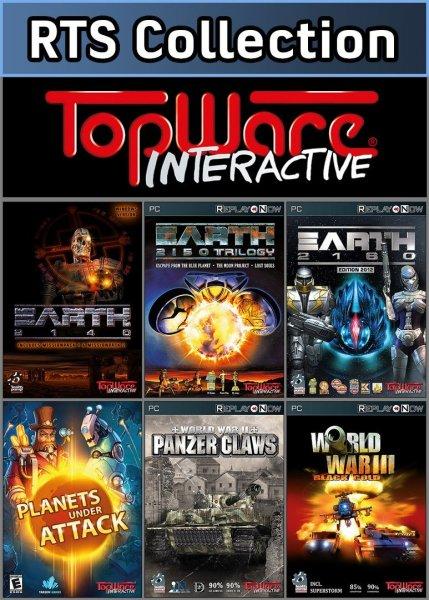 TopWare RTS Collection [Steam] für 3€ @Amazon.com