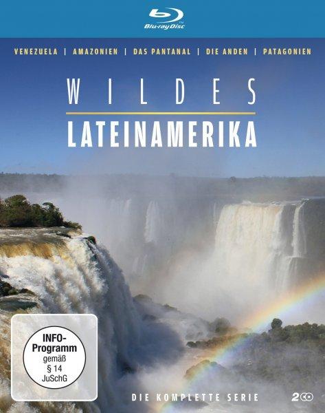 Wildes Lateinamerika [BD] bei Amazon (10,97€ evtl. +Versandkosten von < 1,50€)