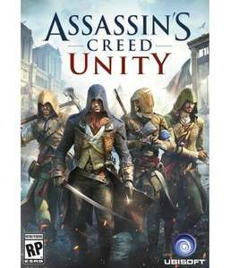 Assassins Creed: Unity (EU) UPlay Key