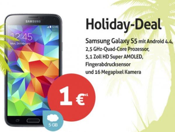 (handyflash) Samsung Galaxy S5 im Base all In light