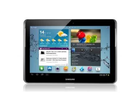 Samsung Galaxy Tab 2 10.1 (GT-P5100) - WiFi + 3G für 159,00 € @ MP